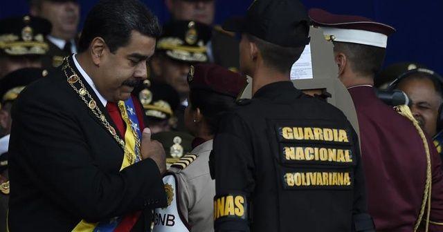 Maduro'ya yönelik suikast girişiminde muhalefet liderine tutuklama kararı