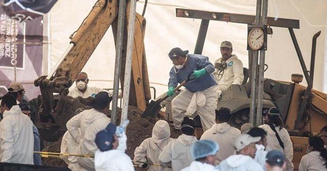 Meksika'da gizli 2 mezarda 20 ceset bulundu