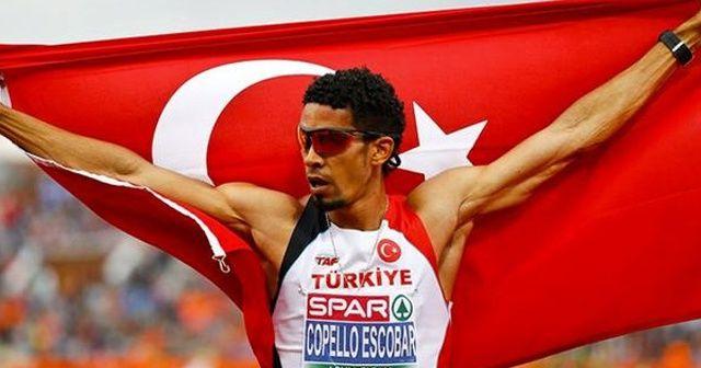 Milli atlet Yasmani Copello Escobar gümüş madalya kazandı