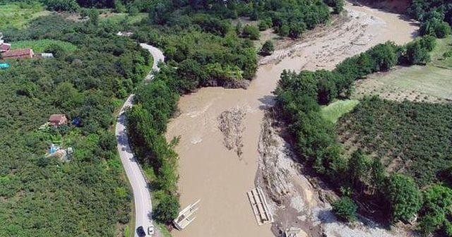 Ordu'daki sel felaketinden acı haber