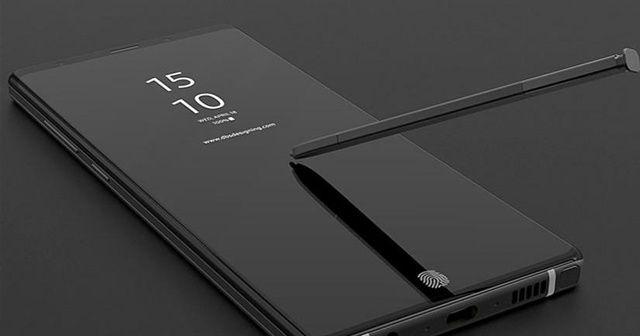 Samsung Galaxy Note 9 Türkiye fiyatı ne kadar kaç TL? Galaxy Note 9 özellikleri neler