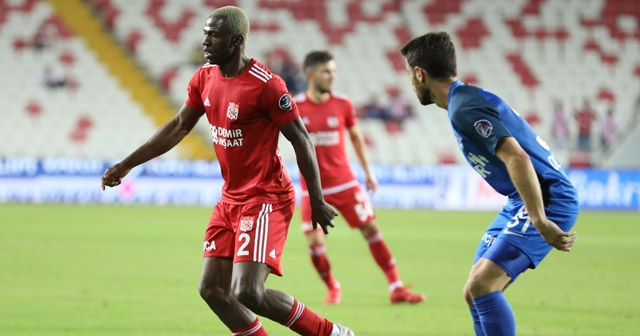 Sivasspor 0 - 3 Kasımpaşa maçı kaç kaç? Sivasspor Kasımpaşa Maçı Özet İzle