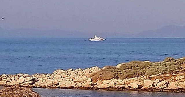 Son dakika: Kuşadası'nda facia! Göçmenleri taşıyan bot battı
