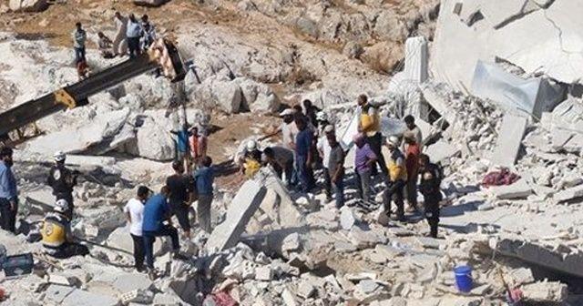 Son dakika: Suriye'de patlama: 32 kişi öldü