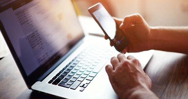 Türkiye'de internet kullanımında artış