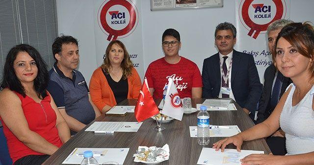 YKS'de Türkiye 2. Balıkesir'den