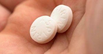 Aspirinle ilgili dikkat çeken araştırma