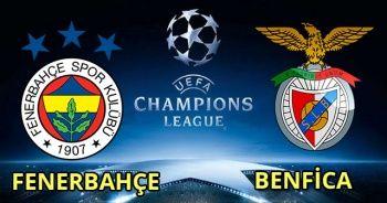 Fenerbahçe Benfica Şampiyonlar Ligi maçı Özeti ve Golleri İZLE | FB Benfica maçı Kaç Kaç bBtti full özeti (1-1)