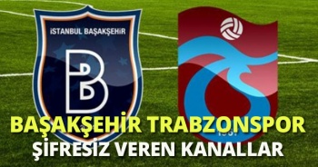 Başakşehir 2 - 0 Trabzonspor maçı özet izle (Başakşehir TS maçı kaç kaç bitti)