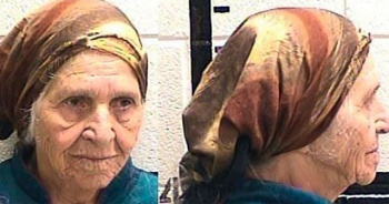 Çiçek toplamaya giden 87 yaşındaki nineye gözaltı