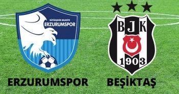 Erzurumspor-Beşiktaş 1-3 maçı şifresiz özet İZLE | Erzurumspor BJK maçı Skor kaç kaç bitti?