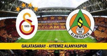 Galatasaray Alanyaspor maçı özeti ve golleri İZLE | Galatasaray Alanyaspor 6-0 skoru kaç kaç bitti?