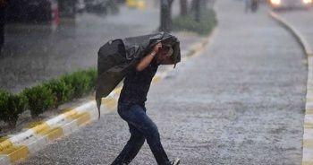 İstanbul'da sağanak yağış etkisini gösterecek