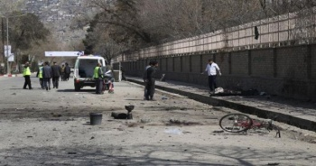 Kabil'de intihar saldırısı: 25 ölü