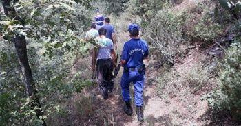Kaçak kazı yapan 4 kişi yakalandı