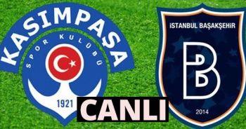 Kasımpaşa 2 - 1 Başakşehir maçı Şifresiz Canlı İzle! Kasımpaşa Başakşehir maçı Kaç Kaç  |Beinsports Canlı İzle)