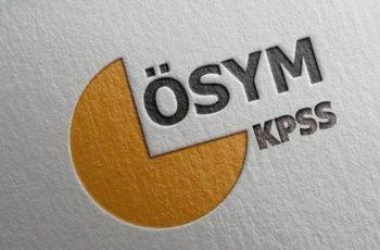 KPSS puanlarının geçerlilik süresi değiştirildi