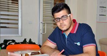 Mardin YKS birincisi Kızıltepe'den