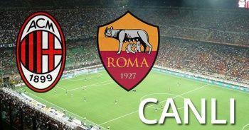 Milan-Roma maçı Canlı İzle hangi kanalda Saat Kaçta yayınlanacak?