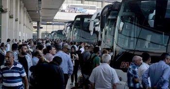 Otobüslerde kayıtlı yolcu taşıma dönemi zorunlu oluyor