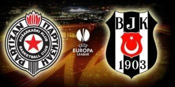 ÖZET İZLE Partizan 1-1 Beşiktaş Maçı geniş özeti golleri İzle! Partizan Beşiktaş maçı kaç kaç bitti?