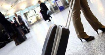 Seyahat için üç ayda 6,3 milyar lira harcandı