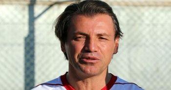 Sivasspor'un teknik direktörü Tuna: Oldukça iyi bir seviyedeyiz