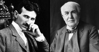 Tesla Edison Elektrik Akımı... Tesla ve Edison farkı Ne? Tesla ve Edison Rekabeti İpucu (HadiSorusu)