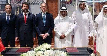 Türkiye ve Katar arasında 15 milyar dolarlık yatırım için ilk adım atıldı