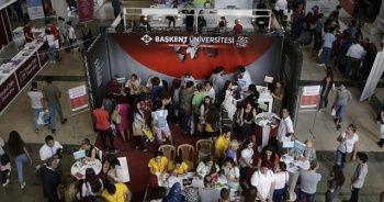 Üniversiteler 'Tercih Fuarı'na yoğun ilgi