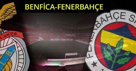 ÖZET İZLE: Benfica 1-0 Fenerbahçe Maçı GOLÜ ve ÖZETİ Video İZLE