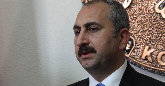 Adalet Bakanı Gül'den 'Yusuf Nazik' açıklaması