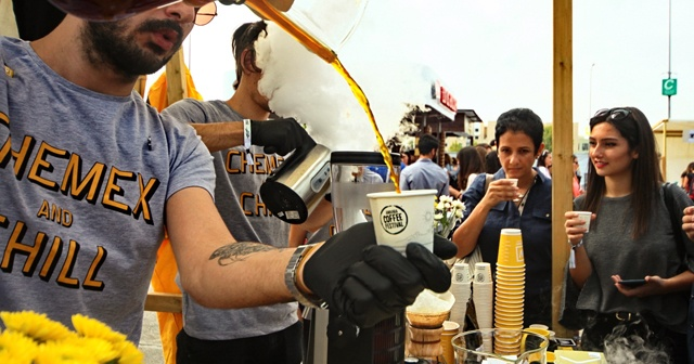 Ankara Coffee Festival başlıyor
