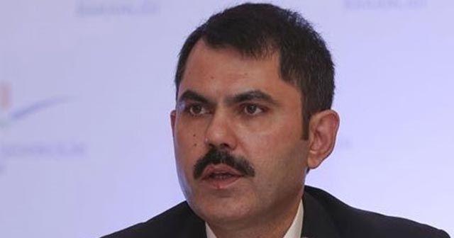 Bakan Kurum açıkladı: 31 Ekim'de sonra eriyor