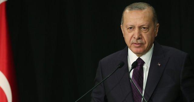 Cumhurbaşkanı Erdoğan'dan eski eğitim sistemi hakkında açıklama