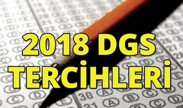DGS tercihleri NE zaman? DGS tercihleri nasıl yapılır? Ek yerleştirme ne zaman?