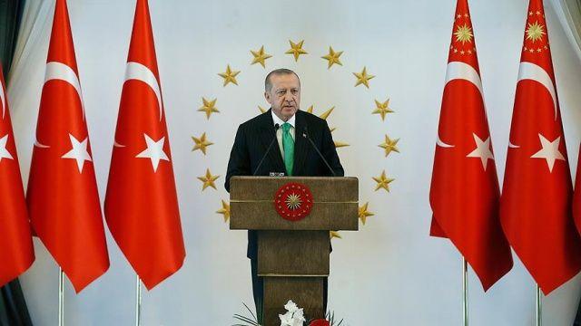 Erdoğan'dan Endonezya mesajı