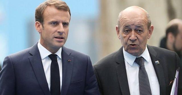 Fransa'dan flaş açıklama: Savaş suçu sayılmalı