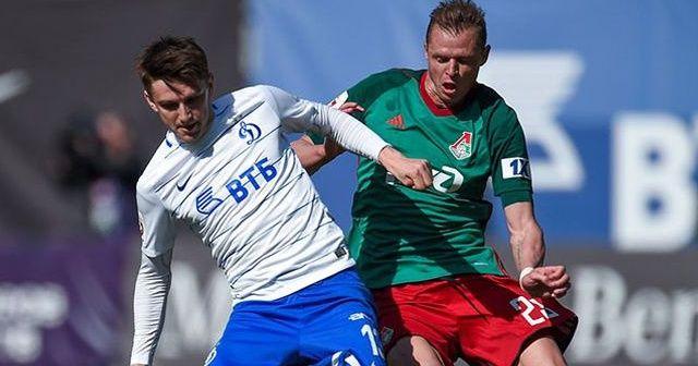 Galatasaray'ın rakibi Lokomotiv Moskova, 1 puana razı oldu
