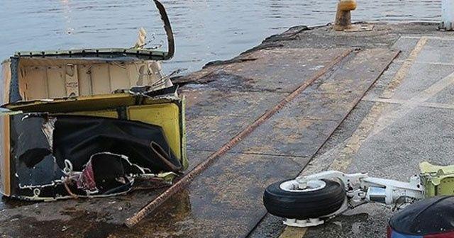 İstanbul'da düşen helikopterin pilotunun ifadesi alındı