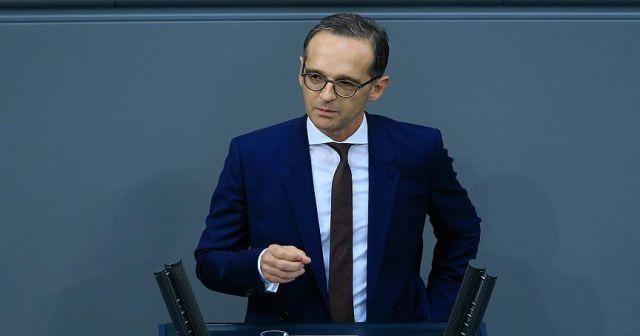 Maas: Rusya'nın Suriye'de sorumluluk almasını bekliyoruz