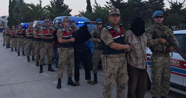 MİT'ten bir operasyon daha! 9 terörist Türkiye'ye getirildi