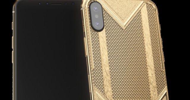 Özel tasarım iPhone'un fiyatı dudak uçuklattı