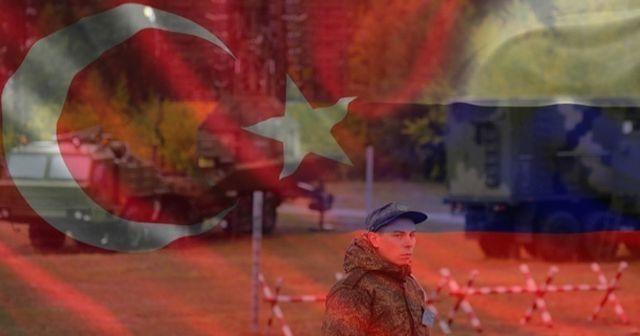 Rusya'dan Türkiye'ye jest