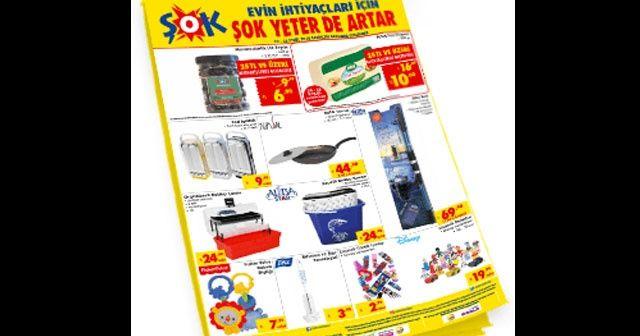 ŞOK MARKET 22-25 Eylül İndirimli Ürünler Kataloğu! | ŞOK MARKET indirimli ürünler haftasonu listesi burada
