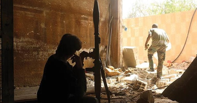 Suriyeli askeri muhaliflerden Esad rejimine misilleme