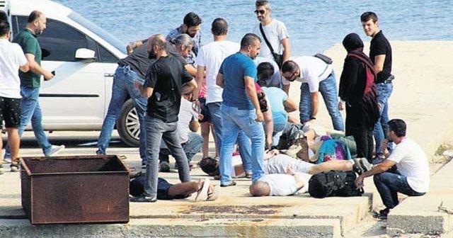 Yunanistana kaçmaya çalışan 5 FETÖ'cü tutuklandı