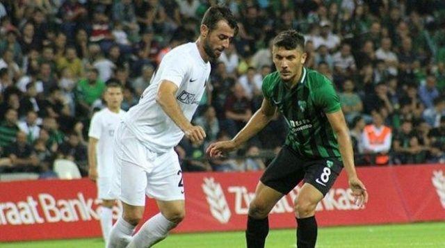 Ziraat Türkiye Kupası 2. Eleme Turu: Kocaelispor: 2 - Gölcükspor: 0 özeti golleri izle