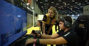 'GameX 2018' Dijital Oyun ve Eğlence Fuarı başladı