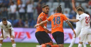 Başakşehir - Antalyaspor maçı 4-0 özeti ve golleri İZLE! Başakşehir Antalya maçı Skoru Kaç Kaç Bitti?